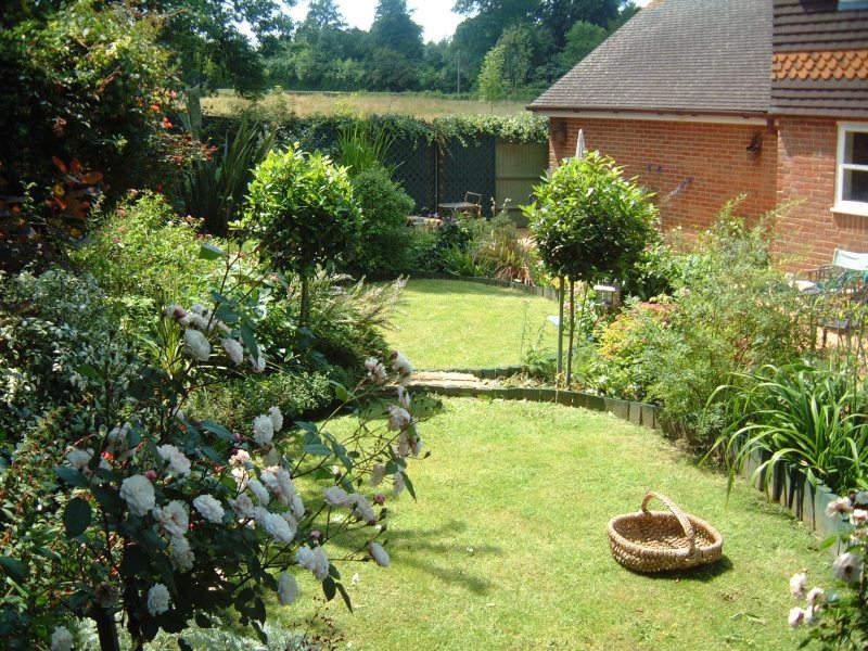 Garden Design Enfield : Garden design case study by lovely at henfield