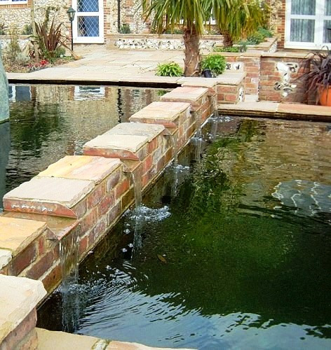 Build A Raised Pond: A Garden Design Case Study By Lovely, Lovely, Lovely At